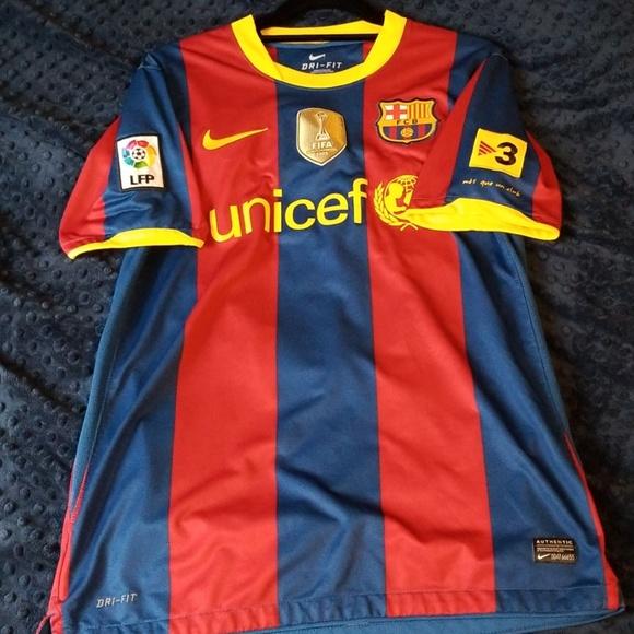 ef3b65f3299 2010-2011 FC Barcelona home jersey #4 Fabregas. M_5c704b319fe486a3e6564b0d